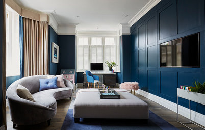Houzz Tour: An Old Vicarage Becomes an Elegant Family Home