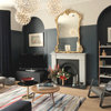 Houzz Tour: Luxe Modern Update for a Period Scottish Apartment