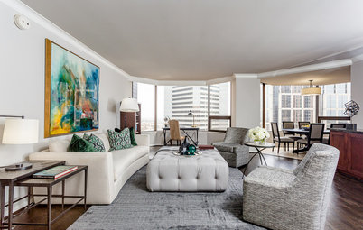 Houzz Tour: A Frequent Traveler Makes Himself at Home in a Hotel