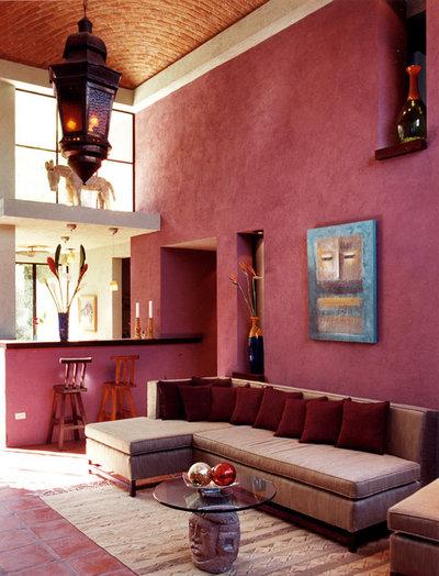 Mediterraneo Soggiorno by House + House Architects