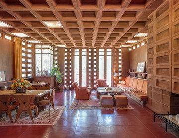 Frank Lloyd Wright Pappas Home