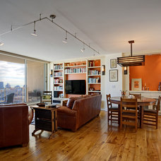 Eclectic  by Kaplan Architects, AIA