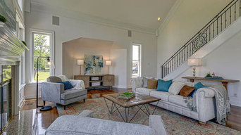 Franklin Traditional Home with a New Twist