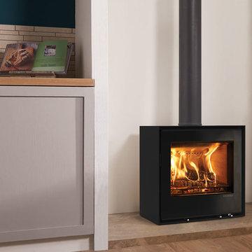 Freestanding Elise 540 Wood Burning Stove