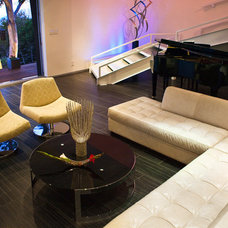 Contemporary Living Room by Cantoni Los Angeles