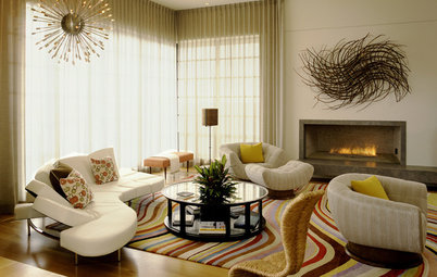 Go Crazy With Your Decorating — You'll Fit Right In