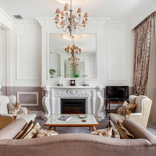 french provincial living room ideas photos houzz rh houzz com