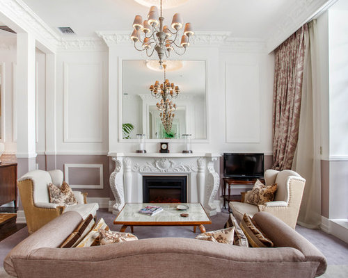 877 french provincial Living Room Design Photos - Best French Provincial Living Room Design Ideas & Remodel Pictures