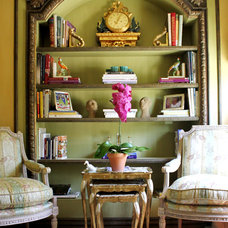 Traditional Living Room by SCANDIA DECOR