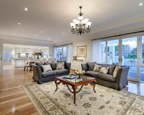 Best French Provincial Living Room Design Ideas & Remodel Pictures ...