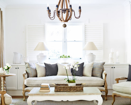 French Provincial Living Room Design Ideas Remodels Photos Houzz