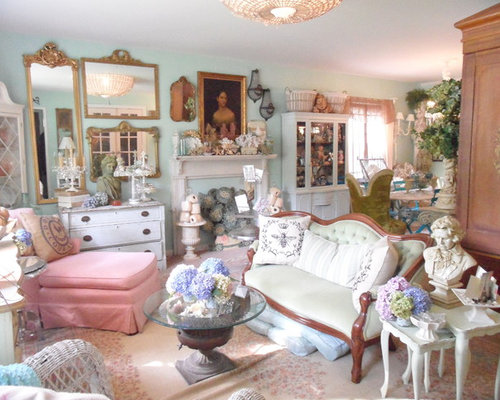 Shabby Chic Decor Ideas, Pictures, Remodel and Decor