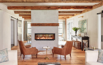 Houzz Tour: A Farmhouse is Updated Without Losing its Character