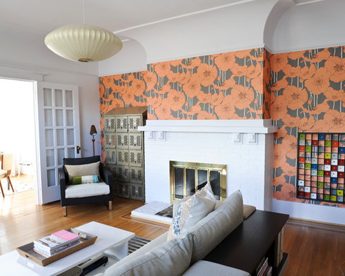 Poppy Wallpaper Home Design Ideas Pictures Remodel And Decor