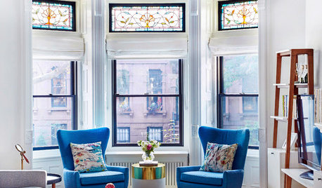 Historic Brownstone Infused With Personality