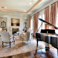Traditional Living Room by Parker House Inc.