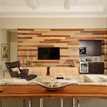 FriendlyWall Wood Paneling