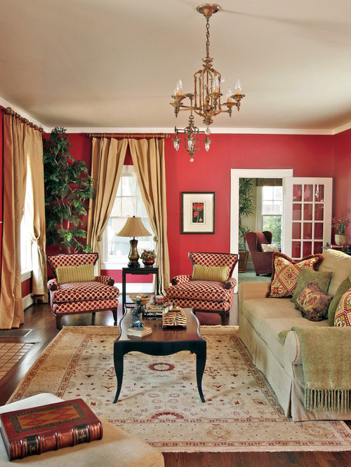 Living Room Red Sofa Ideas Pictures Remodel and Decor