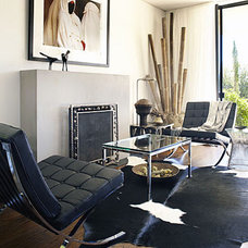 Eclectic Living Room by Bill Bolin Photography