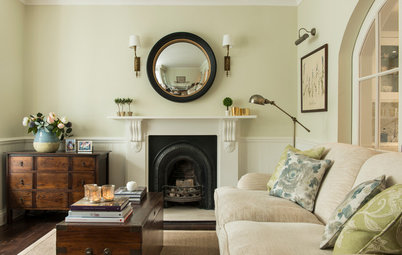 Houzz Tour: A Small Victorian Garden Flat Gains Space and Light