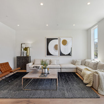 Full home addition and remodel by Fort Mason
