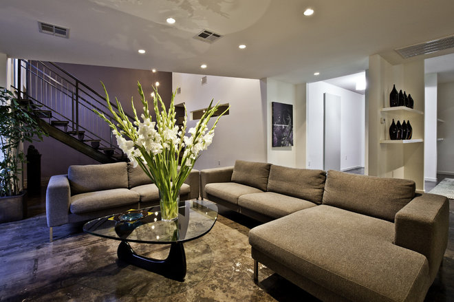 Contemporary Living Room by RD Architecture, LLC