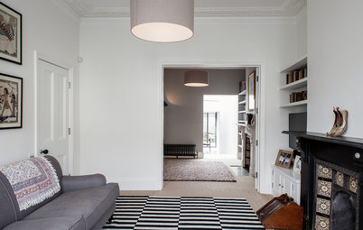 London Houzz Tour A Thoughtfully Modernised Victorian House In North