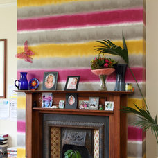 Eclectic Living Room by Dulux Design Service