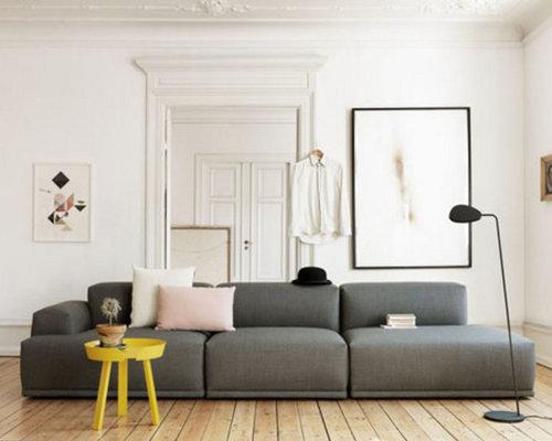 3-Seat Living Room Sofa Ideas & Photos | Houzz