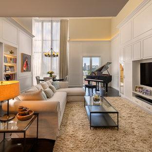 Fusion Living Room