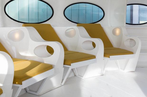 Modern Living Room by Chris Snook