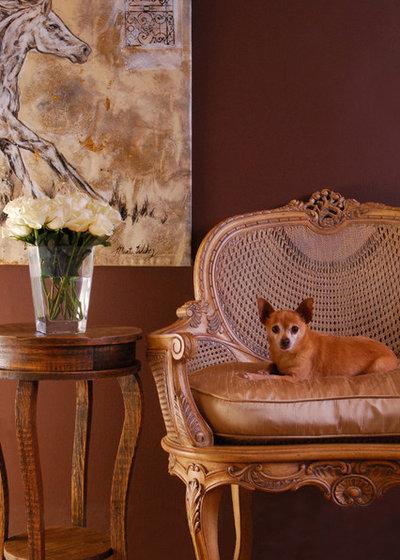 Classique Salon by L.A. Design, LLC