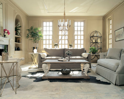 Transitional Living Room Furniture | Houzz