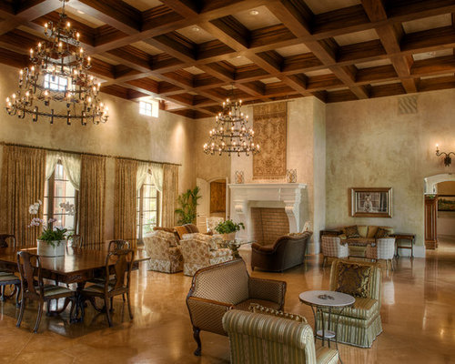 Houzz Home Design: Tuscan Wall Color Home Design Ideas, Pictures, Remodel And