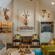 Eclectic Living Room by Lynn Bryant | RE/MAX Tyler