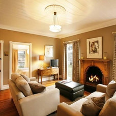 Traditional Living Room by Elements of Style