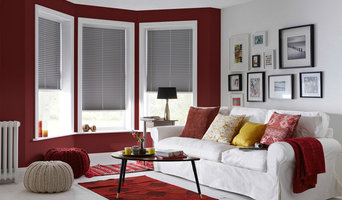 Galaxy asc Blackout Silver Pleated Blinds