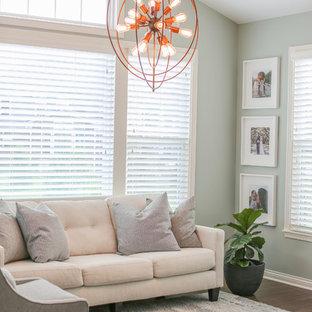 Seafoam Green Living Room Ideas & Photos | Houzz