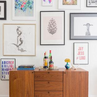 Gallery Wall + Sideboard
