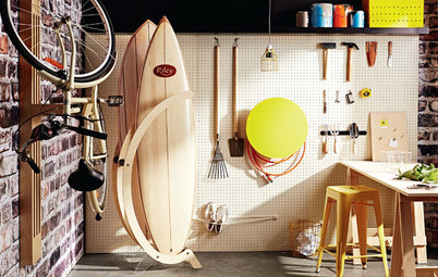 18 Rooms Made Better With Pegboard