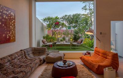 Houzz Tour: An Ingenious Garden Home in Opera Estate