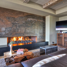 Contemporary Living Room by James Glover Residential & Interior Design