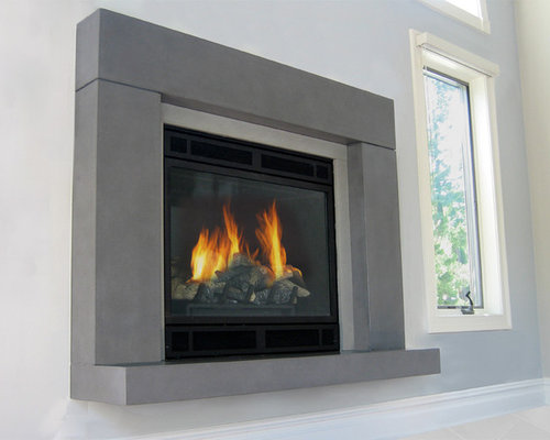 Gas Fireplace Surround Home Design Ideas, Pictures ...