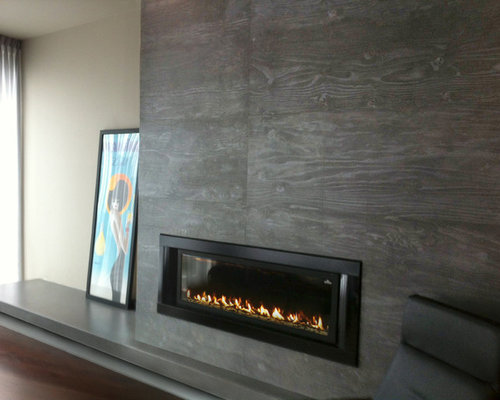 SaveEmail. Trueform Concrete. 20 Reviews. Gas Fireplace Surround - Best Gas Fireplace Surround Design Ideas & Remodel Pictures Houzz