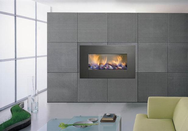 Modern Living Room by Firehouse 865