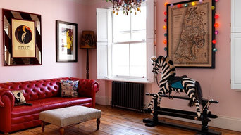 Gemma Dudgeon Designs With Black Radiators