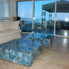 Living Room by Presidio Tile