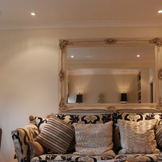 Traditional Living Room by CLN Electrical