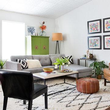 Geneva Drive Living Room