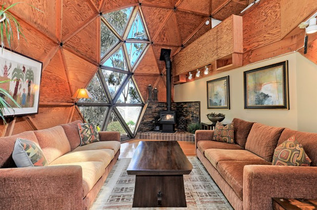 Eclectic Living Room by Taylor DeMaio | Coldwell Banker